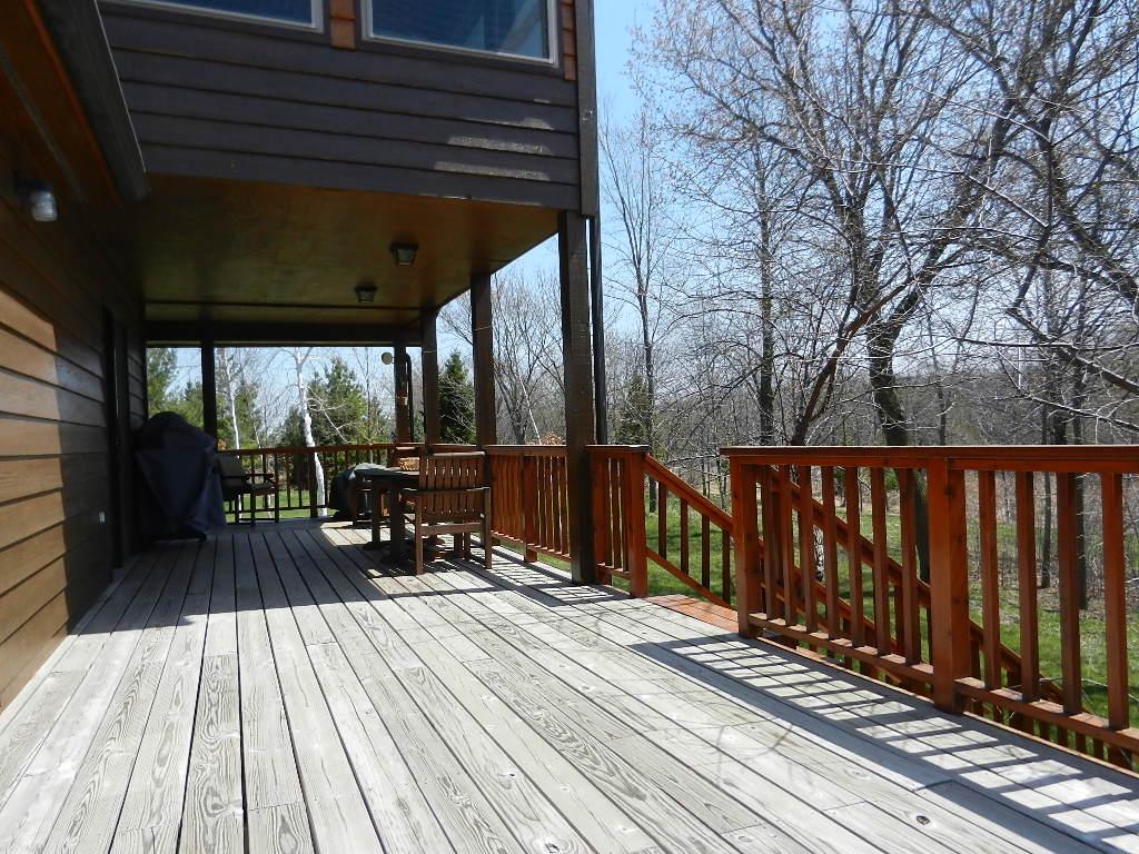4 season porch from below