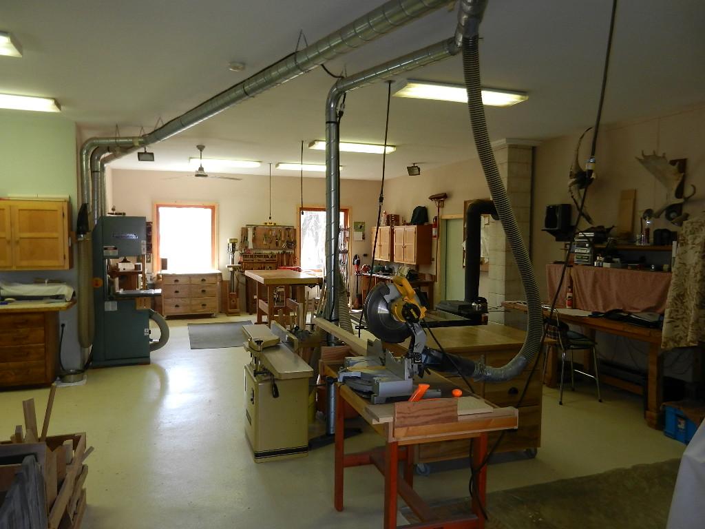 woodworking shop interior buffalo
