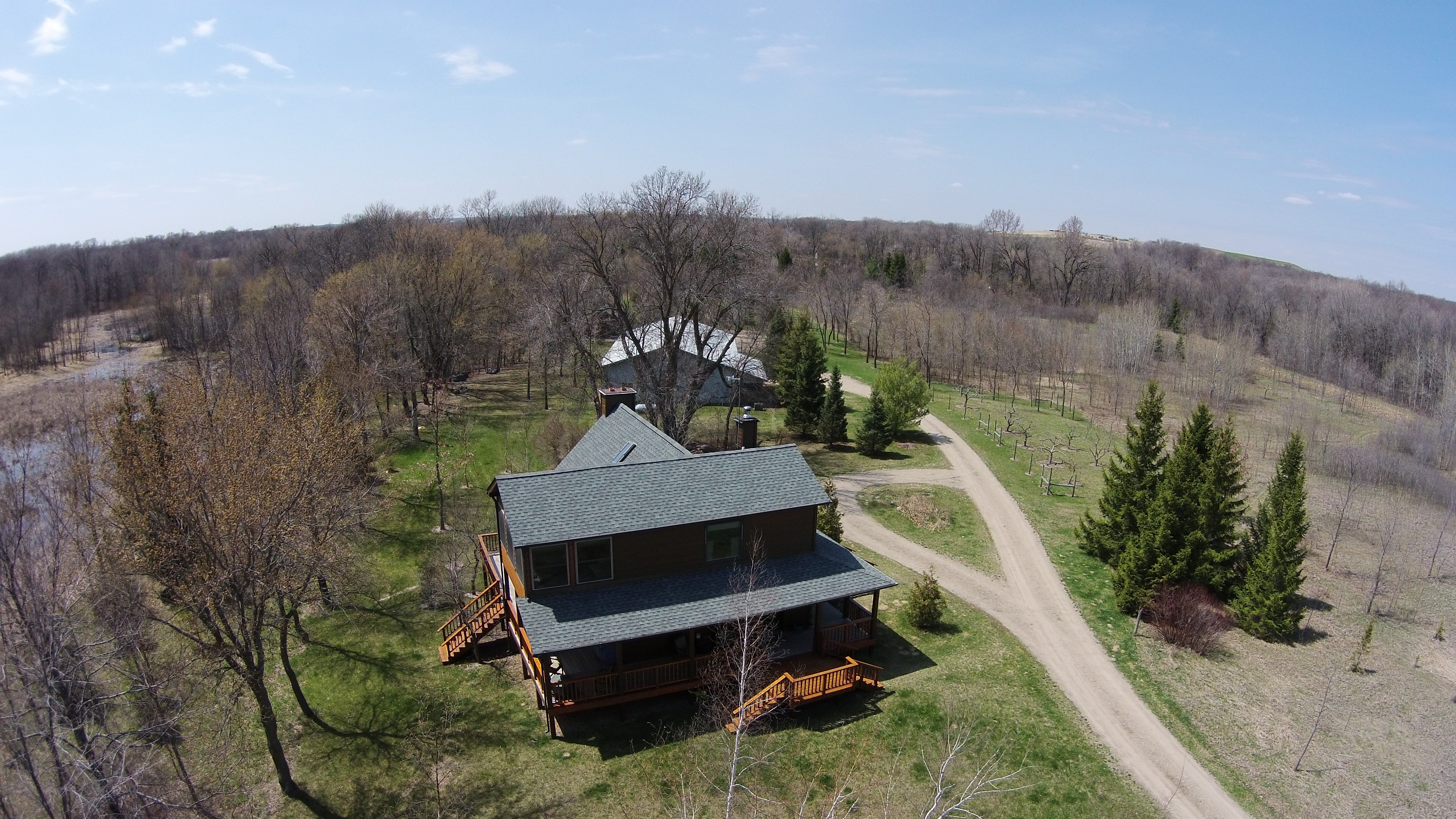 Hobby Farm For Sale In Buffalo MN   Acreage in Wright County
