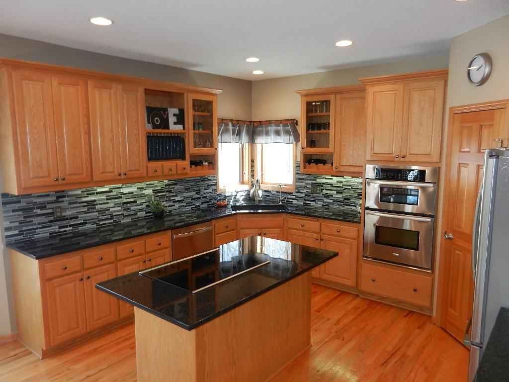 hanover kitchen granite