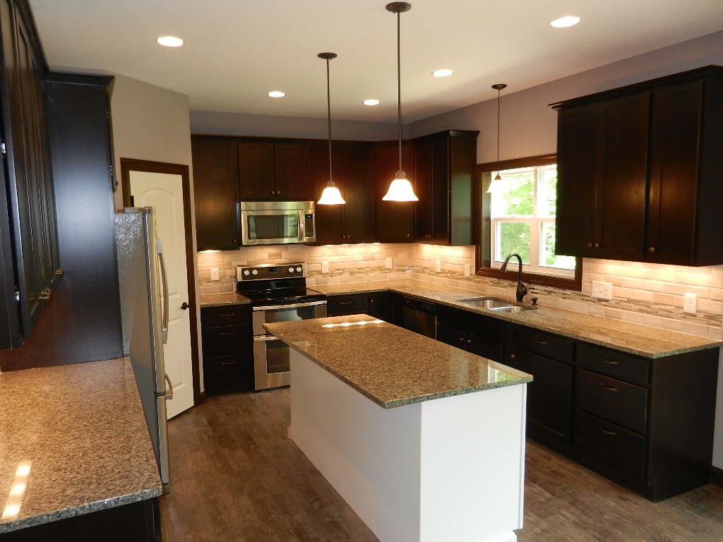 customized kitchen cabinets open house rockford mn minneapolis real estate 3066